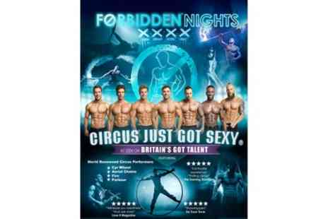Forbidden Nights - One standing or rear stalls ticket to see Forbidden Nights on 7 October To 18 November - Save 38%
