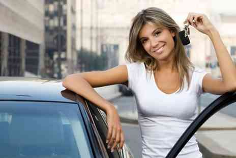 Project Drive - Three One Hour Driving Lessons - Save 75%