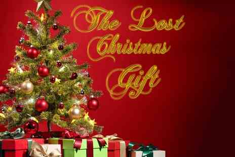 Room Lockdown Escape Rooms - The Lost Christmas Gift Escape Room Game for Four or Six - Save 18%
