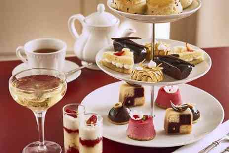 R Chocolate - Chocolate afternoon tea with champagne for two - Save 62%