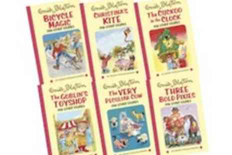 Kidsiqbooks - 6 Hardback Books by Enid Blyton - Save 67%