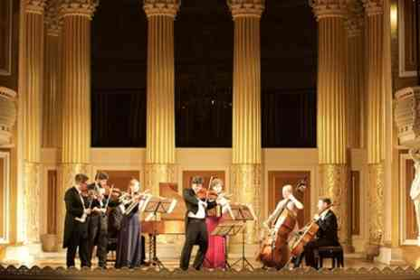 Candlelight Concerts - The Four Seasons by Candlelight, Band D, C, B or A Ticket On 4 November - Save 41%