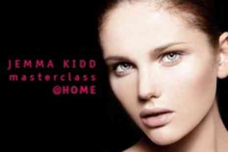 Conviviality - Jemma Kidd Beauty Foundations Masterclass at HOME includes 2 Jemma Kidd Make up Products- Save 40%