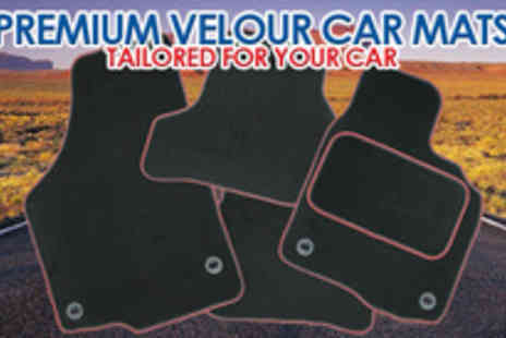 Needed4.com - Drive style A set of tailored premium car mats - Save 52%