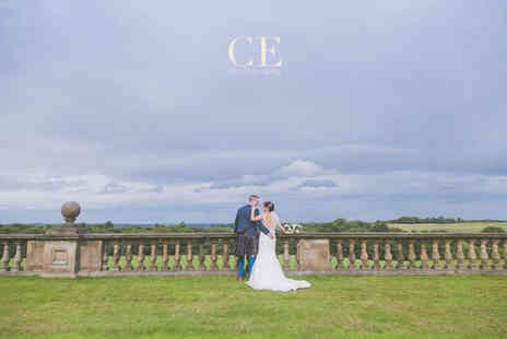 Collette Evans Photography - Eight hour wedding photography package - Save 0%