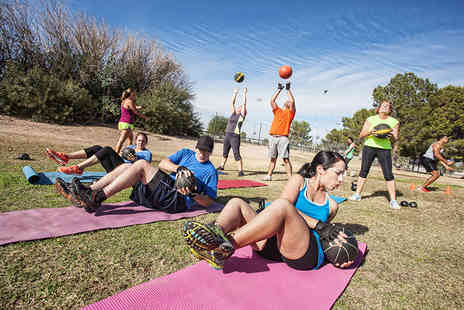 Motivate Bootcamp - Two day ladies only all inclusive fitness retreat with spa access - Save 34%