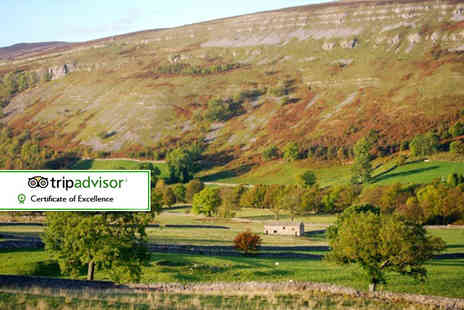 Warren House - Two night 4 Star Yorkshire Dales stay for two including breakfast, cream tea and a bottle of wine - Save 47%
