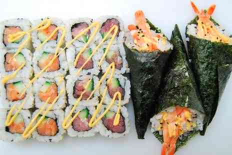 Tokyo Sushi - All You Can Eat Sushi for One, Two or Four - Save 0%