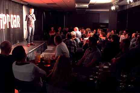RipRoar Comedy - Riproar Comedy Show with Meal on 21 October to 2 December - Save 55%
