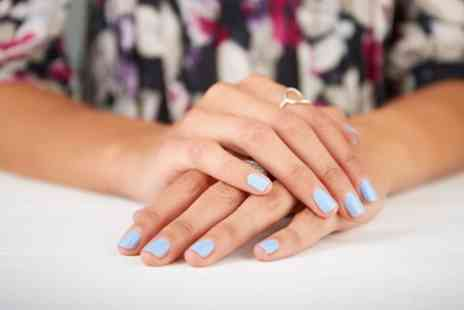 Beautifully Gorgeous - Shellac Manicure, Pedicure or Both - Save 46%