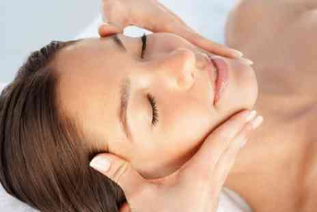 Acuhealth - Facial and Chinese Head Massage with Optional Cupping - Save 0%
