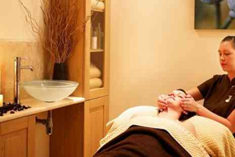 The Hampshire Court Hotel - Spa day include massage And facial - Save 64%
