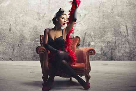 Burlesque Baby - Four burlesque dancing classes in Covent Garden - Save 64%