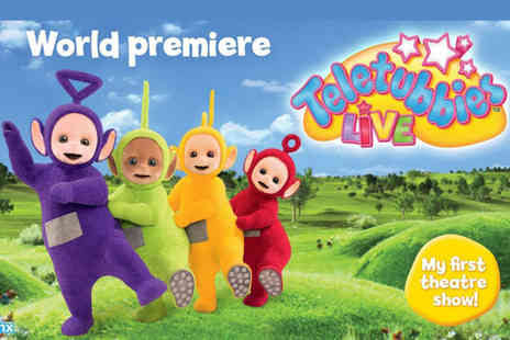 ATG Tickets - Band A ticket to see Teletubbies Big Hugs live - Save 34%