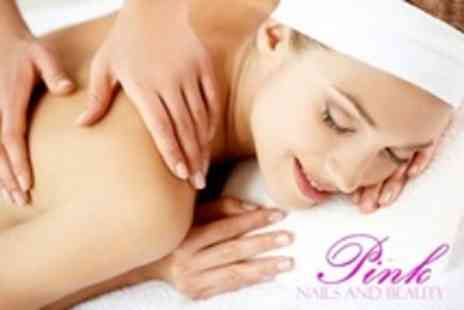 Pink Nails and Beauty - Three Beauty Treatments Such as Facial, Massage and Spray Tan - Save 69%