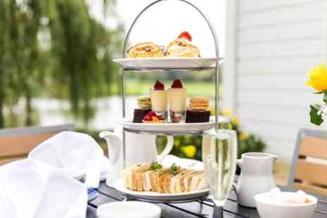 The Mill Hotel - AA Rosette Festive Afternoon Tea with a Glass of Prosecco for Two or Four - Save 49%