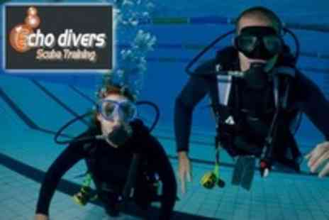 Echo Divers - Two Hour Scuba Diving Experience For One - Save 60%