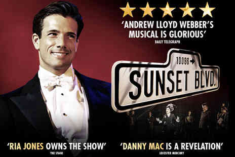 ATG Tickets - Ticket to Andrew Lloyd Webbers Sunset Boulevard on 23rd to 26th October - Save 59%