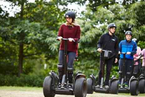Segway Events - 30 or 60 Minute Segway Experience for One or Two with Segway Events on 14 Locations - Save 35%