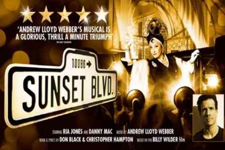 ATG Tickets - Sunset Boulevard at Palace Theatre, Price Band A and B Tickets on 23 To 26 October - Save 59%