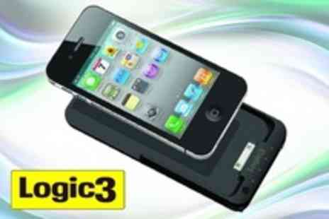 Logic3 - Two iPhone 4 Rechargeable PowerSleeve - Save 50%