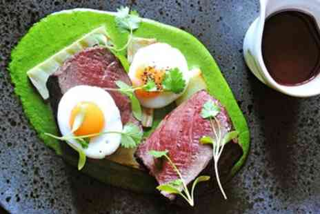 The Hand at Llanarmon - Thrilling tasting menu for 2 at top 50 restaurant - Save 54%