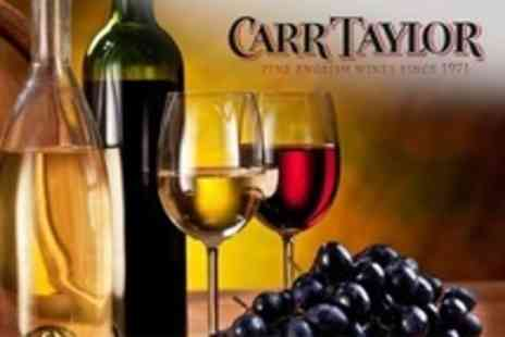 Carr Taylor Vineyard - Vineyard Tour and Wine Tasting For Four - Save 66%