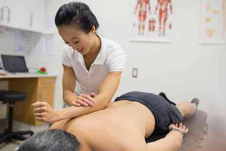 Kingston Chiropractic - Chiropractic Consultation with Treatment and Report - Save 81%