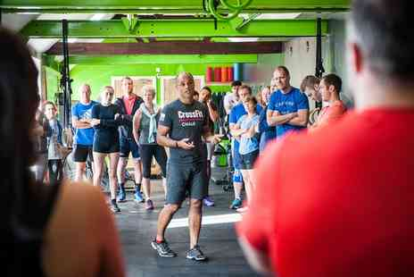 CrossFit ChalkBox Sevenoaks - One Month CrossFit Membership - Save 75%
