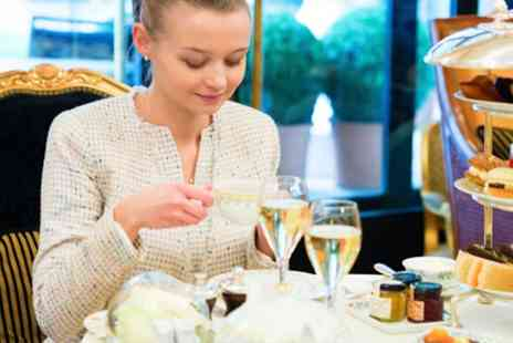 The Crown and Mitre Hotel - Prosecco Afternoon Tea for Two - Save 0%