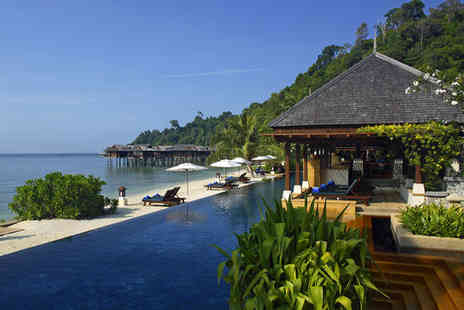 The Majestic Kuala Lumpur & Pangkor Laut Resort - Five Star Vibrant City and Private Island Escape - Save 0%