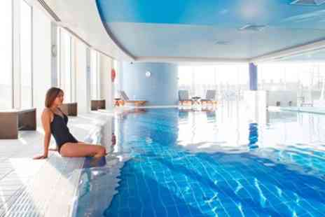 The Marine Spa - Cardiff Bay spa day, facial & lunch - Save 44%