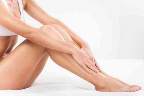 Naturalaser - Six sessions of IPL hair removal on a small, medium or large area - Save 80%