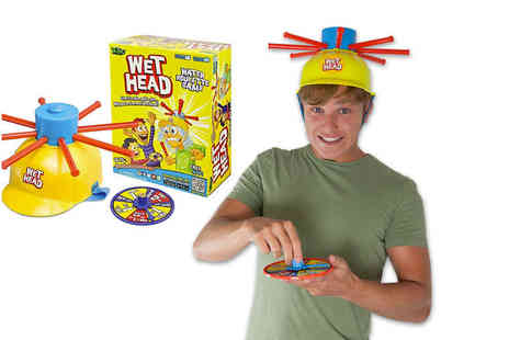 CK Collection - Wet head water roulette game - Save 64%
