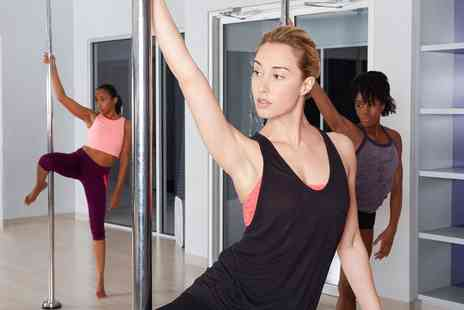 Pole Class - Six Week Beginners Pole Dancing Course - Save 79%