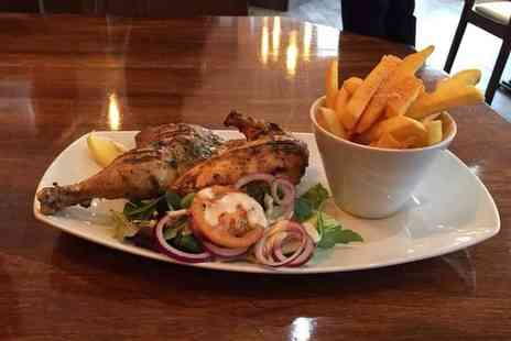 Semedos - Chicken Steak and Side for Two or Four - Save 35%