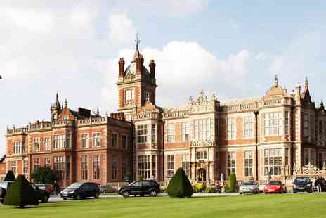 Crewe Hall - Cheshire manor spa day including massage & facial - Save 65%