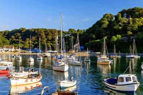 Fishguard Bay Hotel - Two night break with dinner - Save 0%