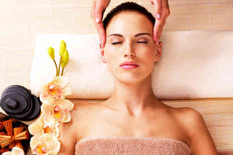 Health Massage - 30 minute Indian head massage or one hour warming Swedish massage - Save 67%