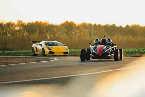 Drift - 14 Lap Ariel Atom Driving Experience for One or Two - Save 58%