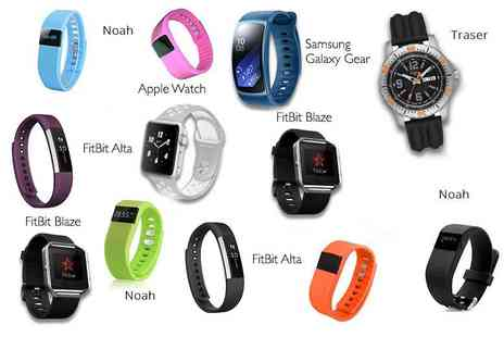 Kendor Van Noah - Mystery sports watch deal Apple, Fitbit, Noah, Samsung and more - Save 0%
