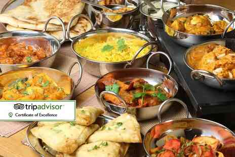 Mister Singhs India - Seven course Indian tasting menu for two - Save 60%