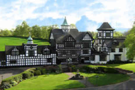 The Wild Boar Hotel - Two people to enjoy a two night stay in Cheshire - Save 68%
