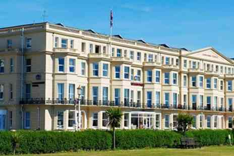 Best Western Lansdowne Hotel - Seafront break with dinner - Save 0%