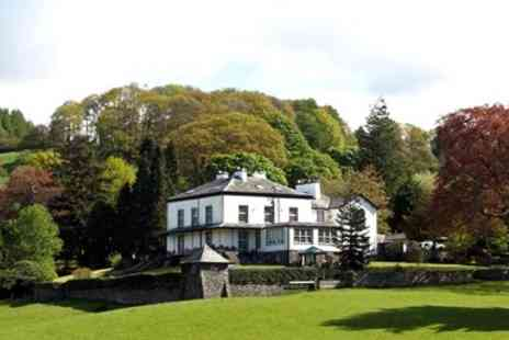 Ees Wyke Country House - Two night Lake District escape with breakfast - Save 0%