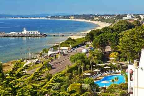 Hallmark Hotel - Bournemouth seaside escape with meals - Save 0%