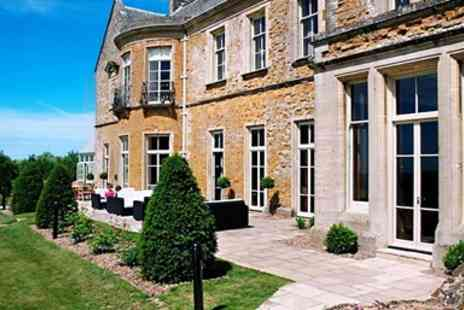 Wyck Hill House Hotel & Spa - Cotswolds hotel stay with meals & prosecco - Save 0%