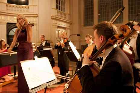Candlelight Concerts - Viennese Christmas by Candlelight, Band A, B or C Ticket on 1 and 2 December - Save 35%