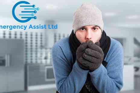 Emergency Assist - One Year Basic or Premium Boiler Breakdown and Home Emergency Cover - Save 0%