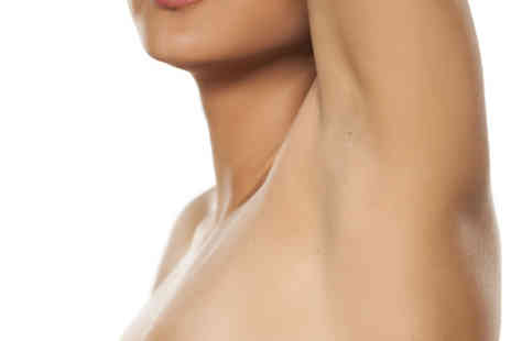 Laserlife Clinic - One session of underarm laser hair removal - Save 56%